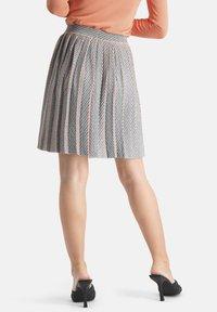 Nicowa - ALEGRO - A-line skirt - grau - 2