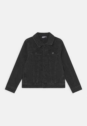 NKMTIMES  - Giacca di jeans - black denim