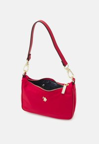 U.S. Polo Assn. - HOUSTON MINI HOBO - Across body bag - red - 2