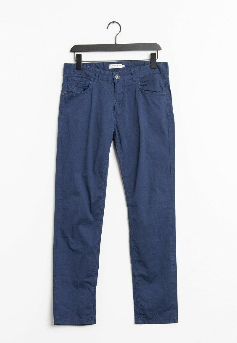 U.S. Polo Assn. - Trousers - blue