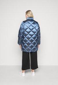 Persona by Marina Rinaldi - PAROLA - Down coat - blue - 2