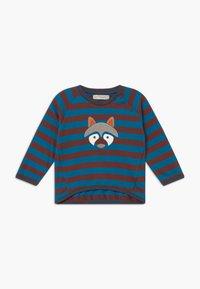 Sense Organics - ETU BABY  - Sweater - brown/blue - 0