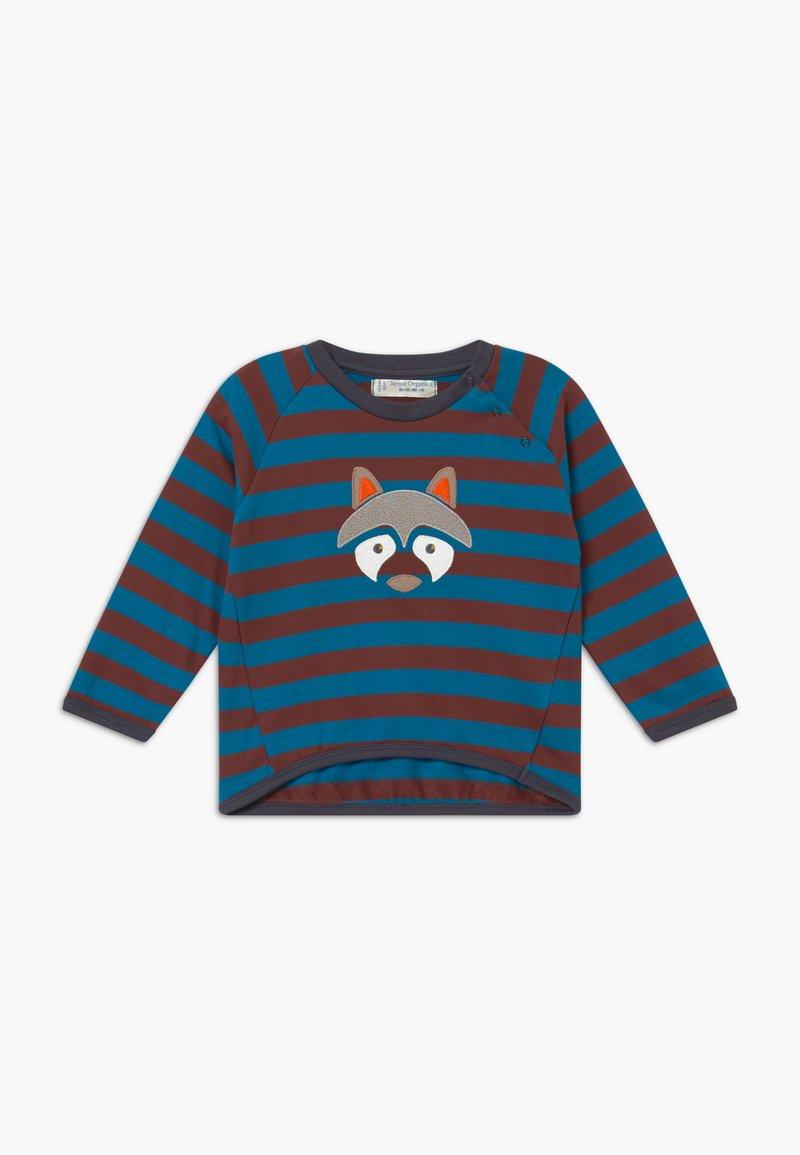 Sense Organics - ETU BABY  - Sweater - brown/blue