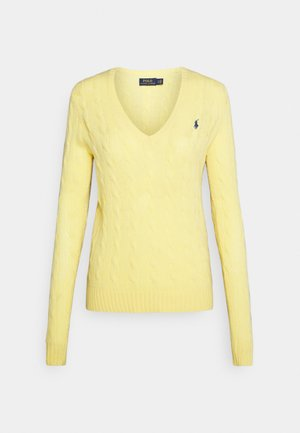 Jersey de punto - fall yellow
