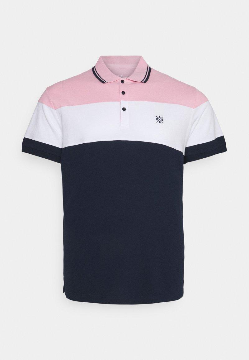 Johnny Bigg - DANGERFIELD - Polo shirt - pink
