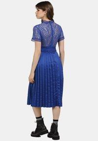 myMo ROCKS - KLEID - Cocktail dress / Party dress - blue - 2