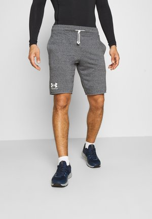 RIVAL TERRY SHORT - Sports shorts - pitch gray full heather