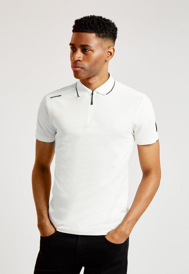 AMR PRO - Polo shirt - ecru