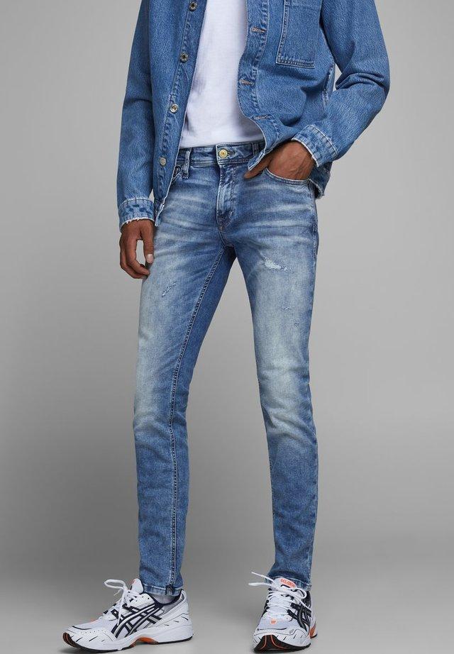 LIAM  - Slim fit jeans - blue denim