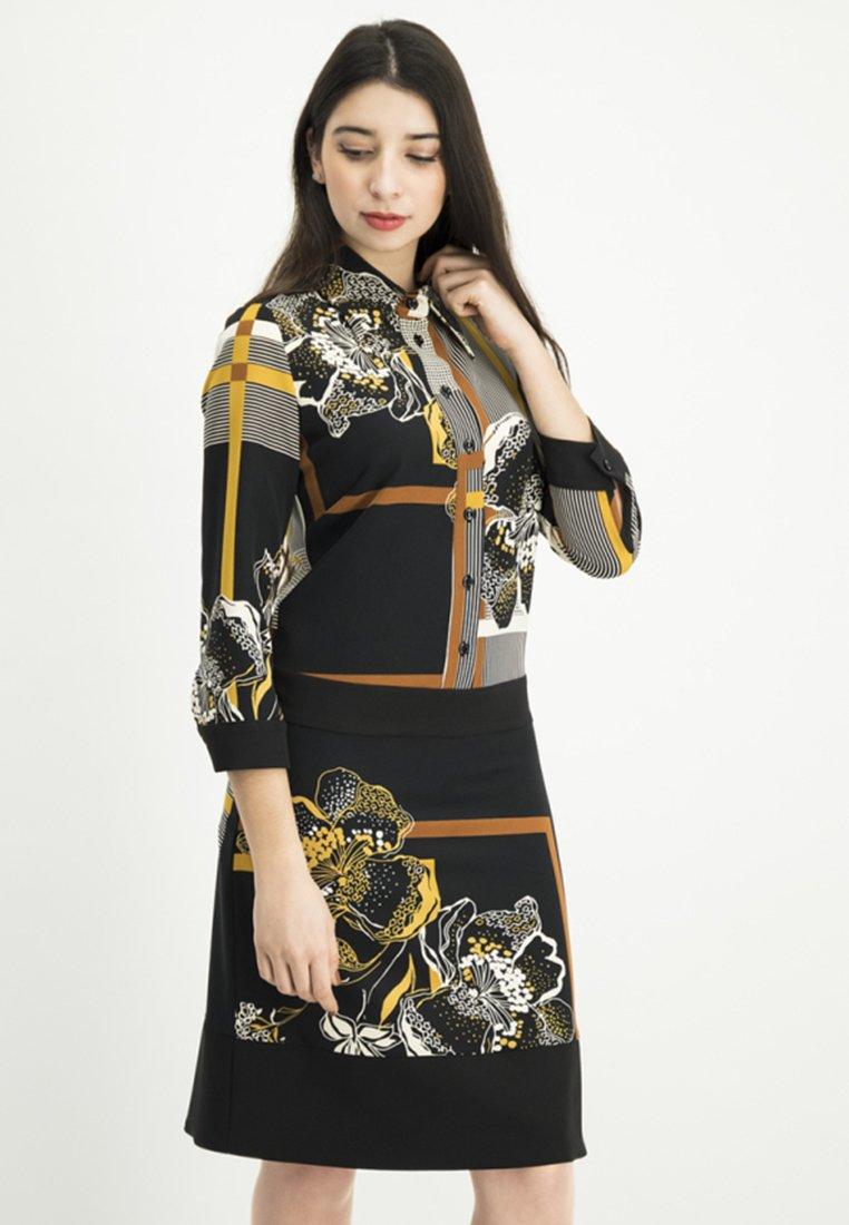 Nicowa - ITANJA - Shift dress - yellow