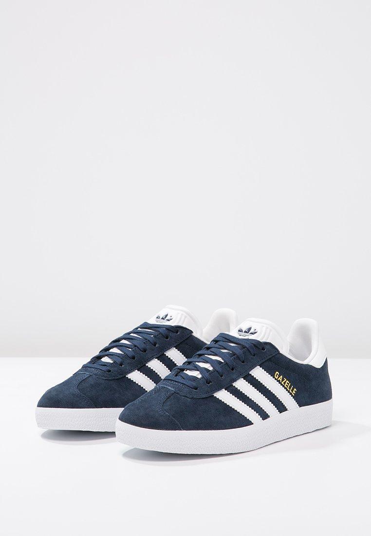 Kjøp adidas Originals Gazelle Core Core BlackGoldmt sko