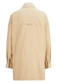DRYKORN - Short coat - beige - 1