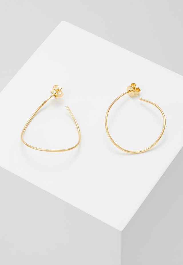 NIKO - Earrings - gold-coloured