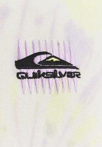 Quiksilver - NATIVE CREW - Camiseta de manga larga - prism violet - 2