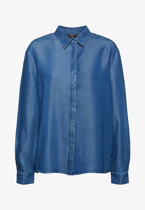 Overhemdblouse - blue medium washed