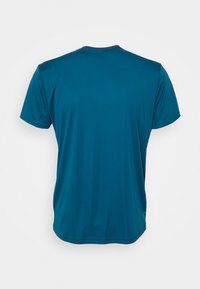 The North Face - MEN'S REAXION AMP CREW - Basic T-shirt - moroccan blue - 6