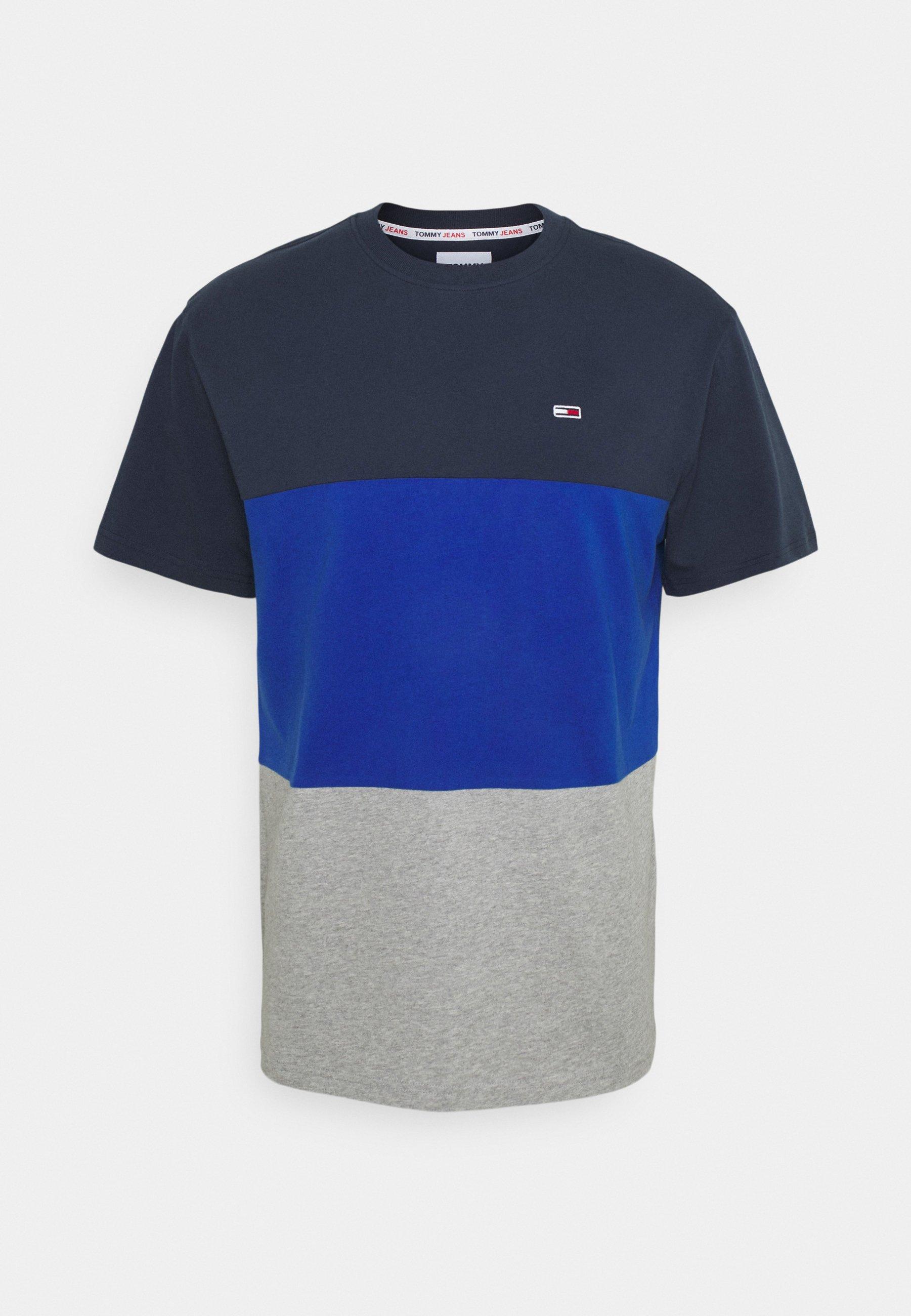 Herren CLASSIC COLOR BLOCK TEE - T-Shirt print