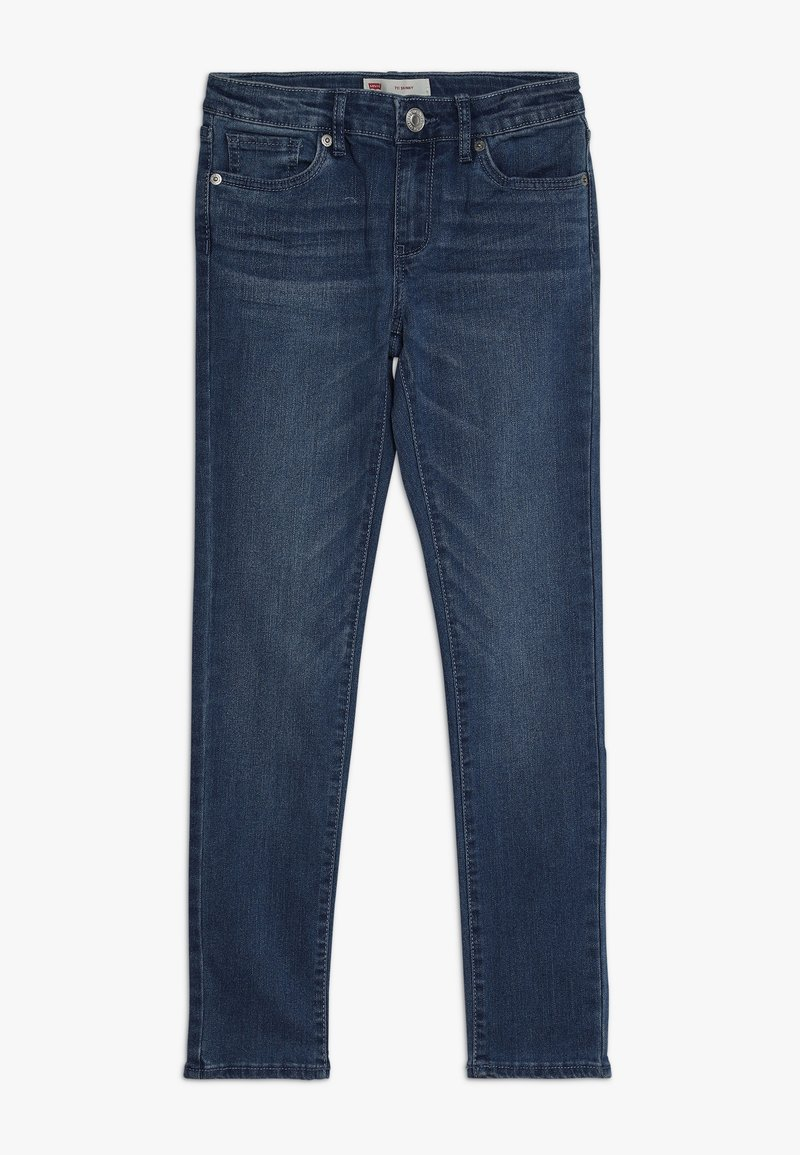Levi's® - 711 SKINNY  - Vaqueros pitillo - blue winds