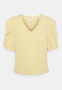 Object Petite - OBJTAMAR  - T-shirt con stampa - bamboo/sandshell - 0