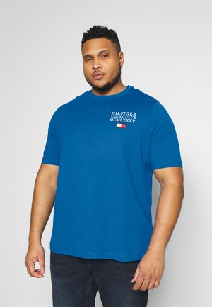 YACHT CLUB TEE - T-shirt con stampa - blue