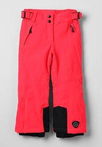 Killtec - GANDARA - Snow pants - neon coral - 2