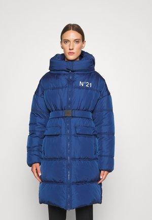 EXCLUSVIVE - Winter coat - blue navy
