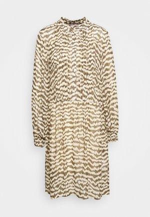 TEMPLE - Day dress - beech
