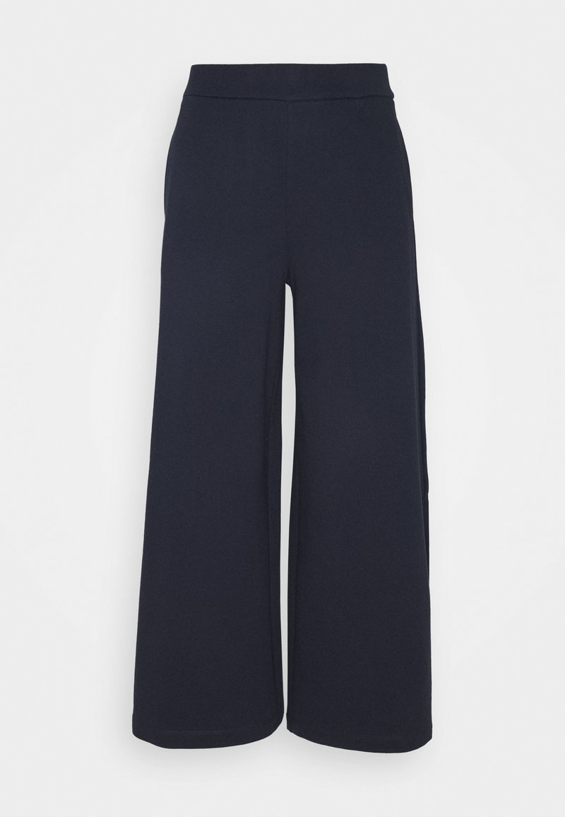 Armani Exchange - TROUSER - Trousers - blueberry jelly