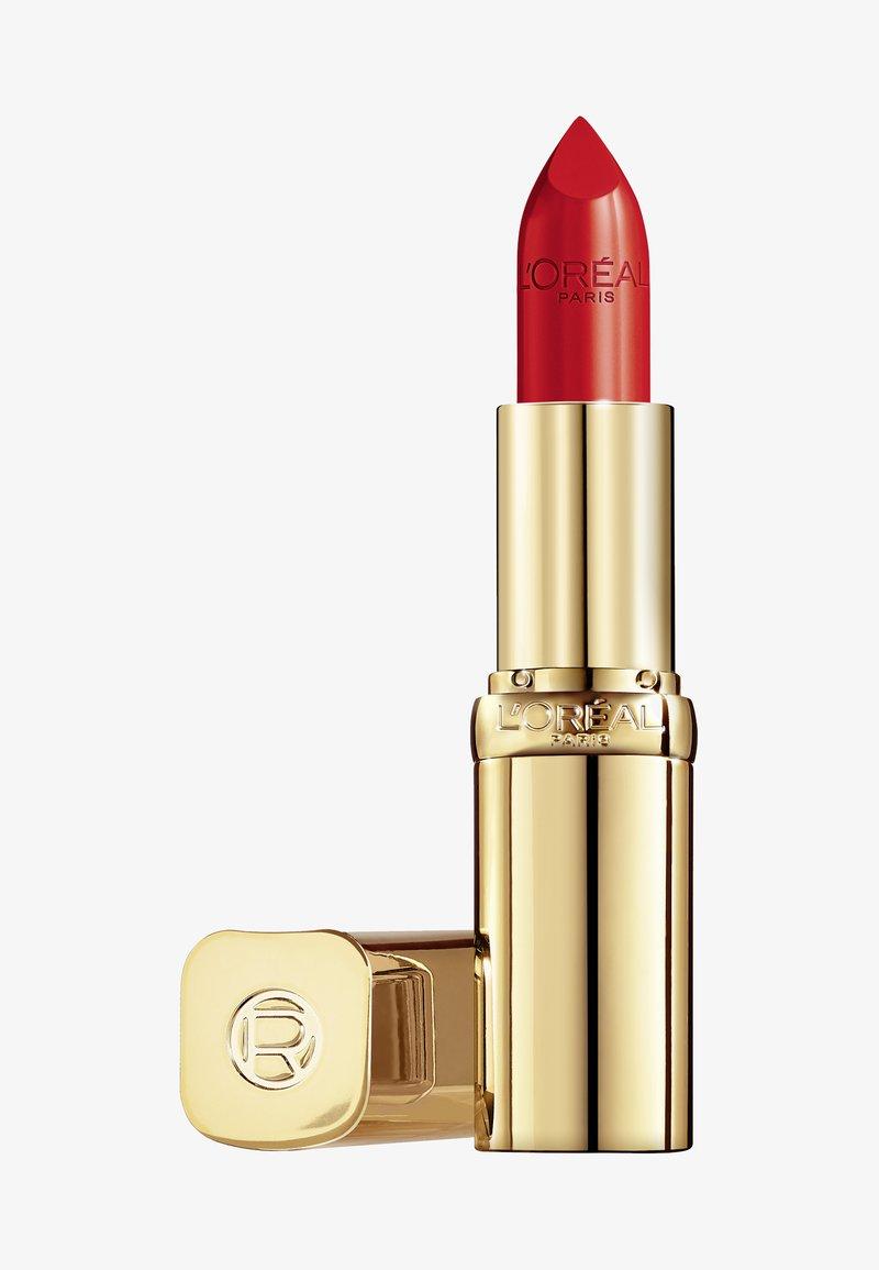 L'Oréal Paris - COLOR RICHE SATIN - Lipstick - 125 maison marais