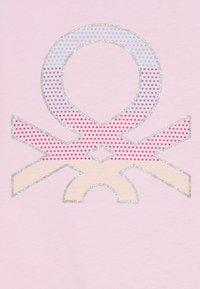 Benetton - TANK - Top - pink - 3