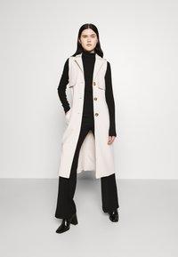 4th & Reckless - ARDEN - Waistcoat - beige - 1