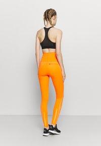 adidas by Stella McCartney - TRUEPURPOSE TIGHTS - Medias - signal orange - 2