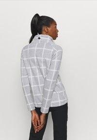 Luhta - HAUKKALA - Sweatshirt - light grey - 2