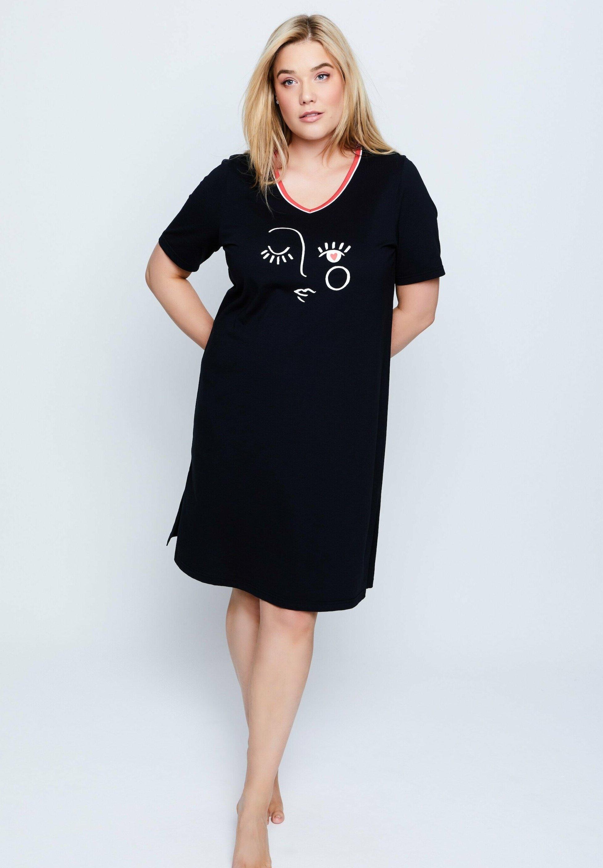 Damen 2ER-PACK - Nachthemd