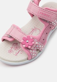 Friboo - LEATHER - Sandaler - light pink - 5