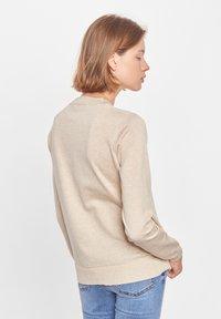 Soft Rebels - Long sleeved top - whitecap gray - 1