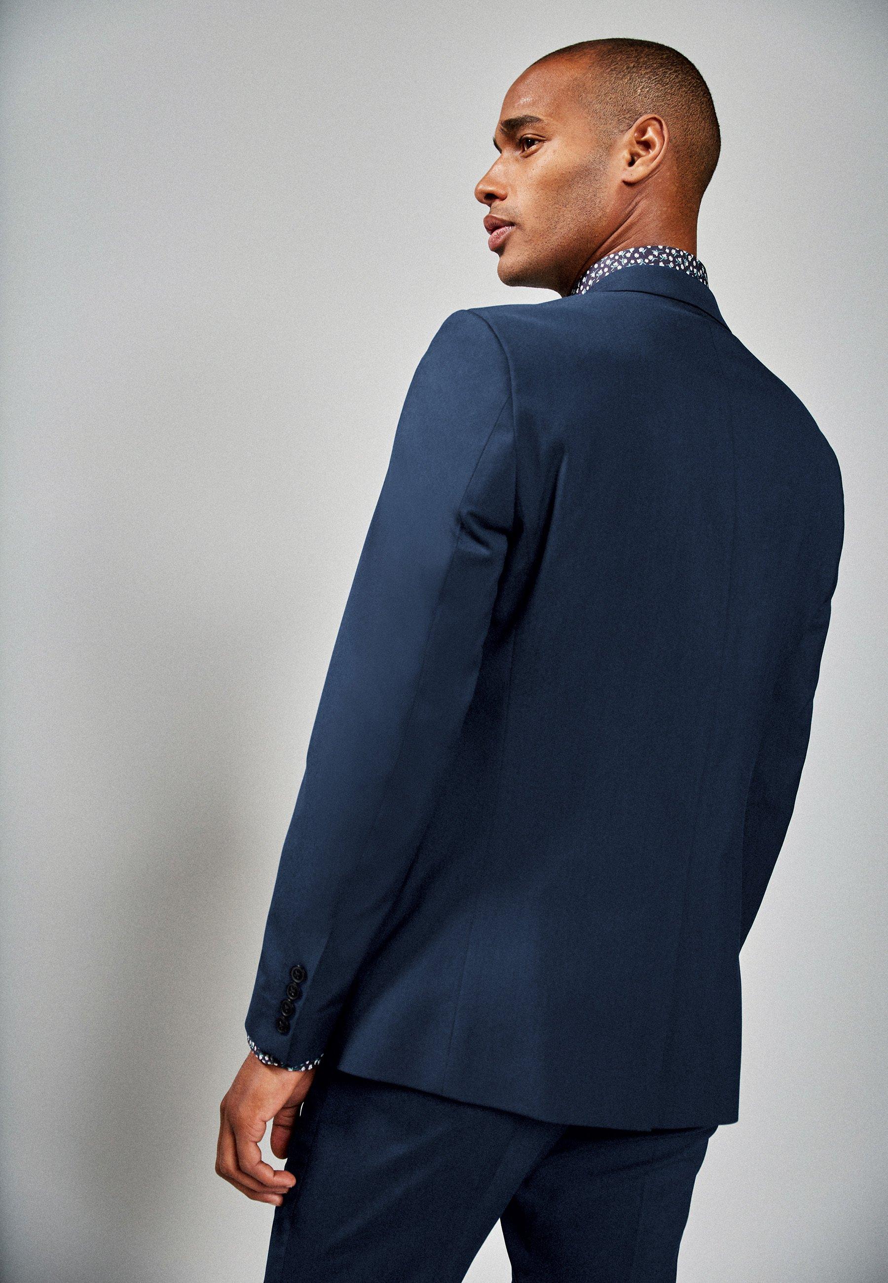 Homme STRETCH TONIC SUIT: JACKET-SLIM FIT - Veste de costume
