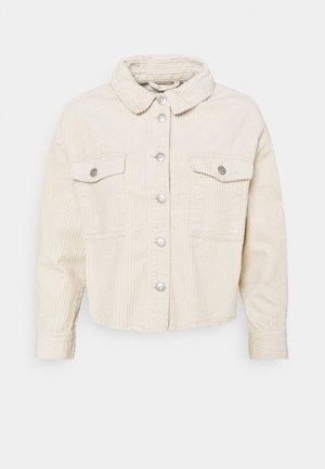 ONLMARINA-ENY LIFE JACKET - Summer jacket - pumice stone