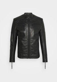 Tigha - TALON - Leather jacket - black - 4