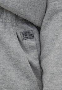 PULL&BEAR - Tracksuit bottoms - grey - 5