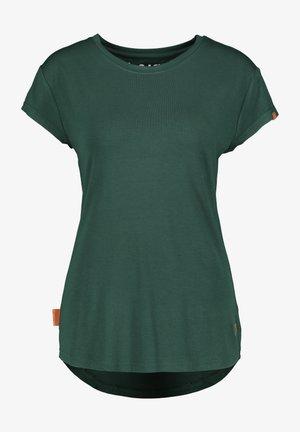 MIMMYAK A  - Basic T-shirt - dark forest