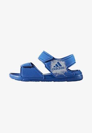 ALTASWIM  - Pool slides - blue/footwear white