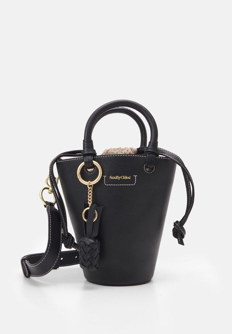 See by Chloé - CECILYA MEDIUM TOTE - Handbag - black