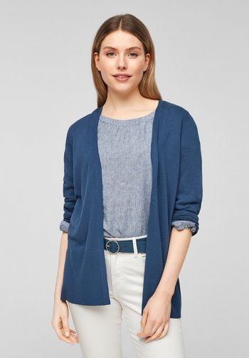 Cardigan - faded blue
