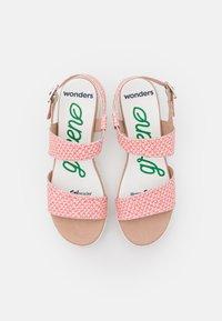 Wonders Green - Platform sandals - coralus mora - 5