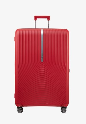 HI-FI  - Wheeled suitcase - red