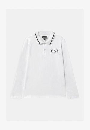 EA7  - Polo shirt - white