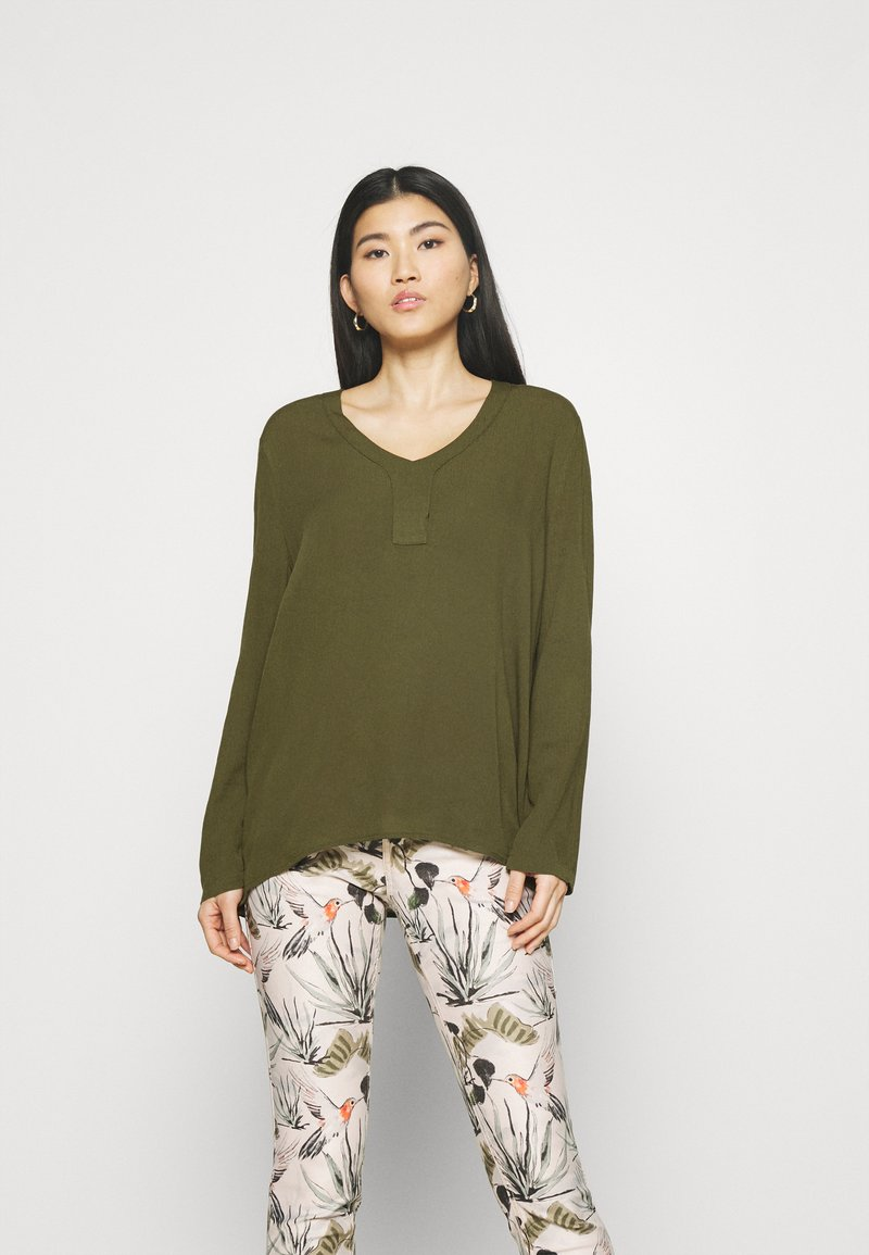 Anna Field - Blouse - olive