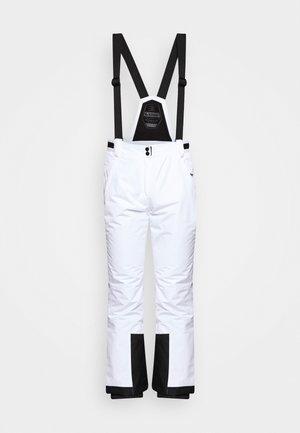 ERIELLE - Spodnie narciarskie - weiss