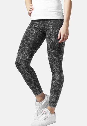 Leggings - Trousers - darkgrey